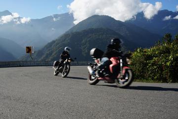 高雄発台湾頭部7日間のプライベート バイク ツ…