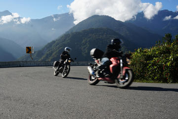 Private 7-Day Motorcycle Tour of East Taiwan from Kaohsiung
