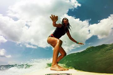 Intermediate Surfing Lesson in Bali