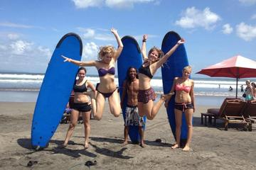 Multi-Day Surf Camp in Canggu Bali