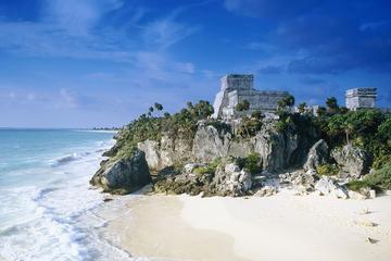 Coba, Tulum y Cenote Tankach-Ha con...