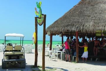 Holbox Island Day Trip from Cancun...