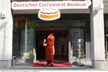 Deutsches Currywurst Museum Berlin...
