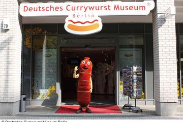 Deutsches Currywurst Museum Berlin Entrance Ticket