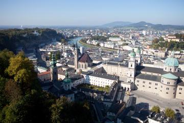 Excursão de 5 dias do melhor da Áustria de Salzburgo a Viena