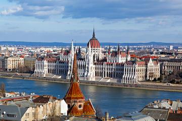 Halvdags sightseeingtur i Budapest
