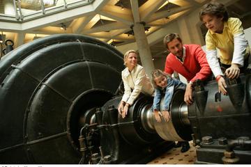 Ingresso normal para o Technisches Museum Vienna