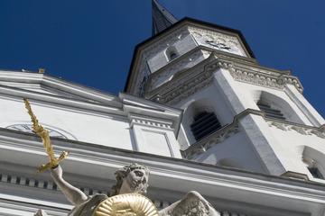 Met kleine groep ondergrondse tour door Wenen: Crypte in Sint ...