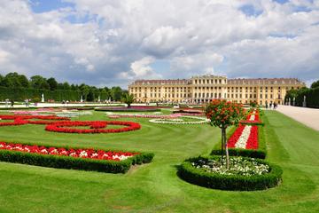 Pacote Viena Imperial: Vienna Card, concerto de Mozart, excursão...