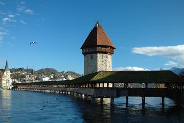 Privétour: stadswandeling Luzern