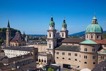 Salzburg Combo: 48-Hour Salzburg Card, visite de la ville de Mozart