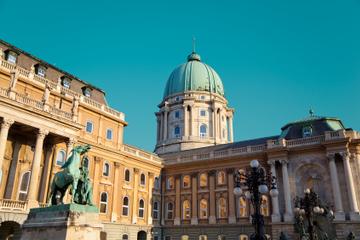 Sightseeingtour van 5 dagen van Boedapest naar Wenen