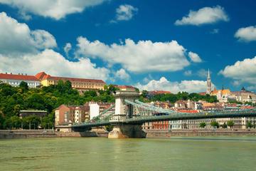 Sightseeingtur i Budapest med besøk i parlamentet