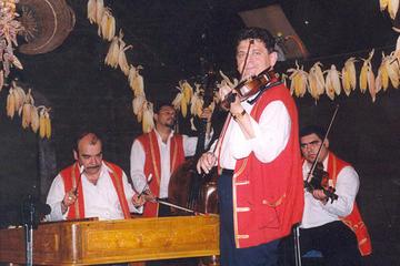 Spettacolo folcloristico con cena a Budapest