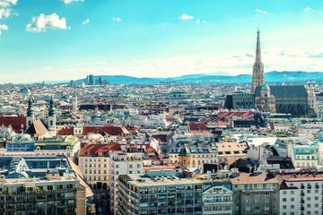 Tour ferroviario di 7 notti delle capitali imperiali da Vienna a