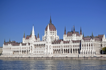 Tour naar het parlementsgebouw in Boedapest