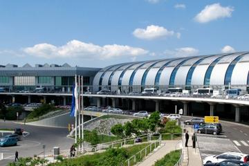 Transfert privé depuis les arrivées de l'aéroport de Budapest