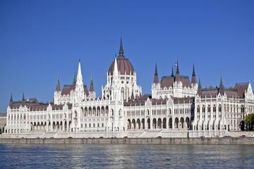 Tur til parlamentsbygningen i Budapest