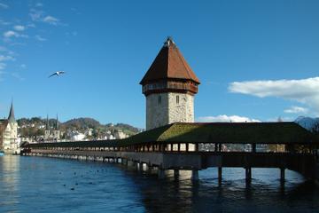 Visite privée: visite à pied de la ville de Lucerne