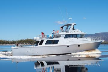 Day Charters Cruising the Derwent River on MV Odalisque from Hobart