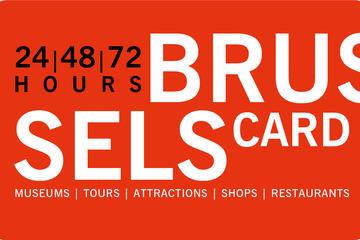 Brussels Card con el billete de transporte público STIB opcional
