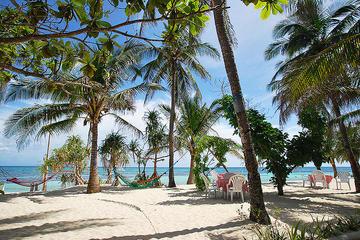 Balade privée entre les îles avec déjeuner au départ de Cebu