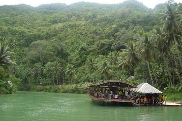 Excursion privée d'une journée à Bohol avec croisière sur le fleuve...