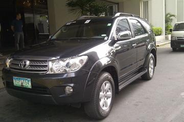 Private Arrival Airport Transfer in Manila Bay and Makati Area