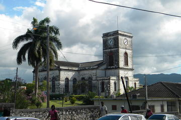City Tour and Shopping in Montego Bay