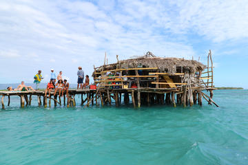 Pelican Bar and Ricks Cafe Combo
