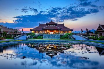2 days Emeralda resort Ninh Binh and hot spring tour