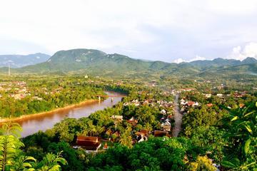 Full-Day Nam Khan River Kayaking and Tad Sae Waterfall Tour from Luang Prabang