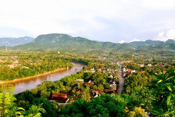 Small-group Biking Tour Along the Nam Xuang and Nam Khan Rivers from...