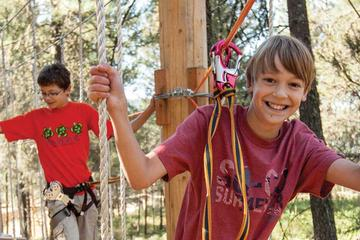 Kelowna Monkido Kid Aerial Adventure