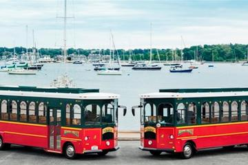 Grand Mansion of Newport Viking Trolley Tour