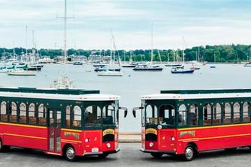 Day Trip Newport Viking Trolley Tour with One Mansion: Marble House, Breakers, Rosecliff near Newport, Rhode Island