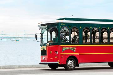 Day Trip Newport Viking Trolley Tour with The Breakers and Marble House Admission near Newport, Rhode Island