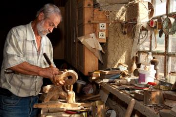 Balade dans Florence: Artisanat d'Oltrarno