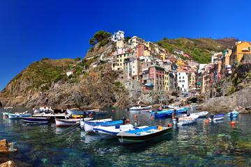 Cinque Terre and Portovenere Day Trip from Florence