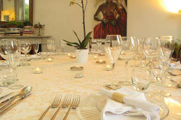 Découvrez Florence: dîner toscan...