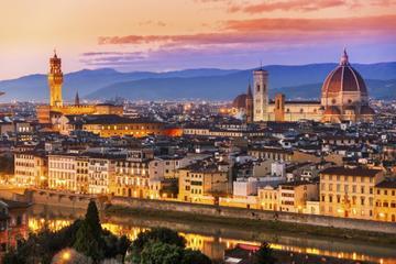 Evite las colas: Visita nocturna a la galería Accademia de Florencia...
