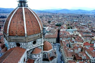 Excursão a pé por Florença