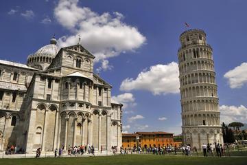Excursão a pé por Pisa: praça da...