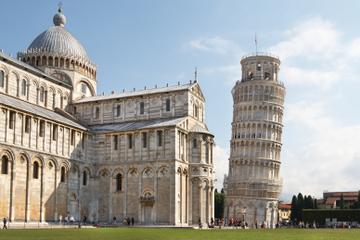 Excursión privada: Pisa y la Torre Inclinada.