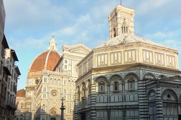 Florence Super Saver: Florence Walking Tour plus 2 Chianti Wine...