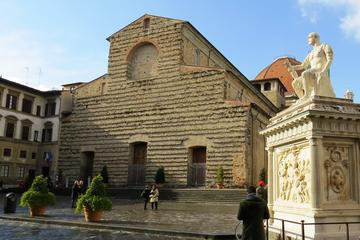 Florence Super Saver: Florence Walking Tour plus Italian Desserts...