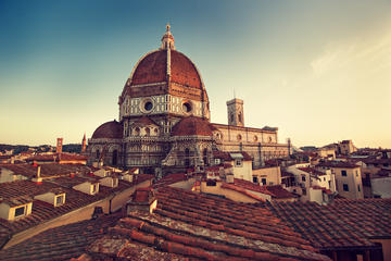 Florence Super Saver: Florence Walking Tour plus Tuscan Cooking Class...