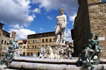 Fortrinnsrett: Omvisning i galleriene Accademia og Uffizi i Firenze