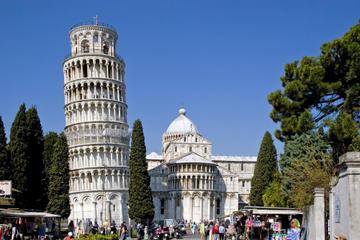 Halbtagesausflug von Florenz nach Pisa einschließlich Eintrittskarte...