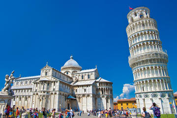Highlights of Tuscany: Siena, San Gimignano, Chianti and Pisa with...